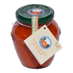 Salsa di Pomodoro per Bruschette