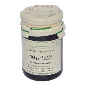 Confettura extra di Mirtilli