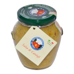 Artichoke sauce