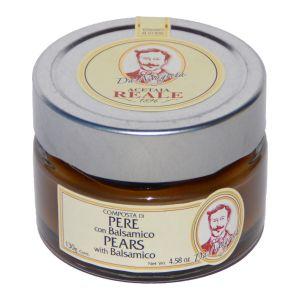 Composta di Pere all'Aceto Balsamico
